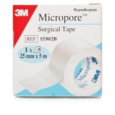 заказать, купить Пластырь на бумажной основе Micropore по низкой цене в Украине