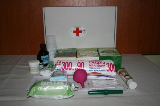 заказать, купить Аптечка для новонародженого по низкой цене в Украине