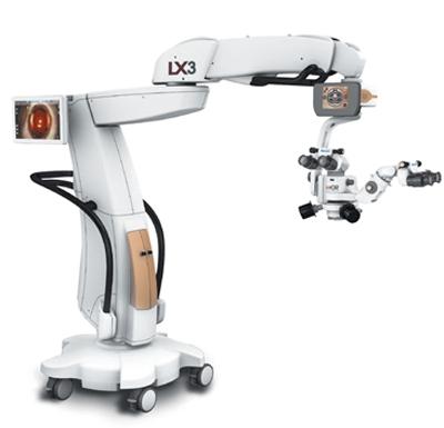заказать, купить Офтальмологічний мікроскоп LuxOR® LX3 по низкой цене в Украине