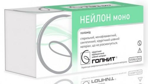 заказать, купить Нейлон моно (монофіламентний) по низкой цене в Украине