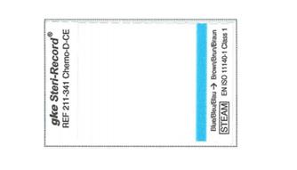 заказать, купить Самоклеющаяся  контейнерная  этикетка по низкой цене в Украине